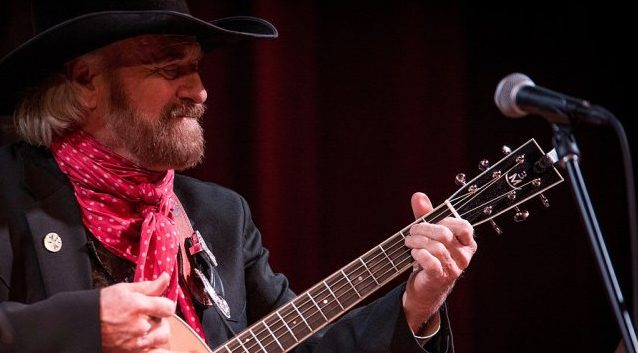 Michael Martin Murphy at the Cheyenne Civic Center.